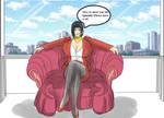 Hinata like Yuko Igarashi(Dirty Laundry) 4 by gekkodimoria