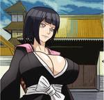 Hinata like Rangiku Matsumoto by gekkodimoria