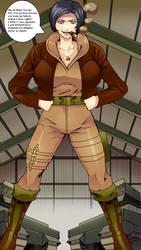 Hinata like Covergirl (G.I.Joe) 52 Special 2/01