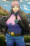 Hinata like Nadine Jansen 11 - Mean Hinata Movie 1 by gekkodimoria