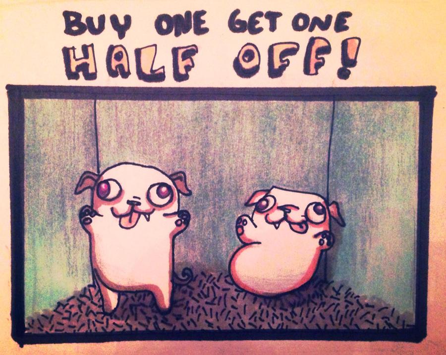 Puppy Sale by Hanamah