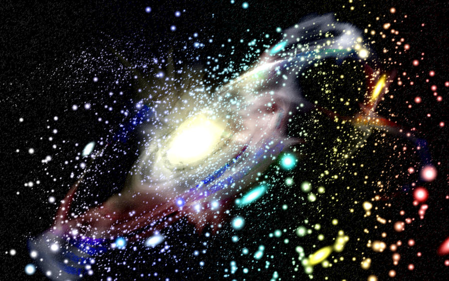 milky way in is what a space - photo #4
