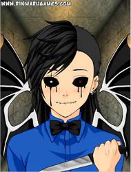 Demon girl by emma2236