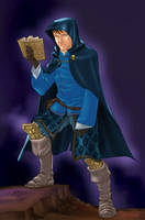 young wizard by SandsGonzaga