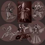 Dominance studies by SandsGonzaga