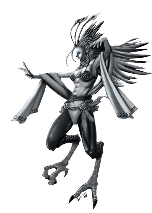 humanoid study 1 by SandsGonzaga