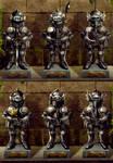 Goblin Armors