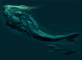 Sea Titan, Maelstrom by SandsGonzaga