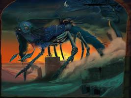 Rift : Water Colossus by SandsGonzaga