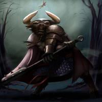 Stubborn Intruder by SandsGonzaga