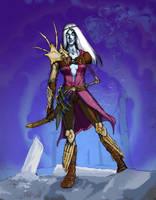 Pale Mistress by SandsGonzaga
