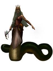 Lamia Queen