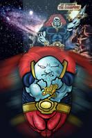 Champion of the Universe by SandsGonzaga