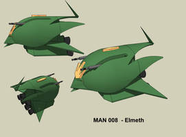 Elmeth by SandsGonzaga