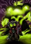Demnok, the DOTA warlock