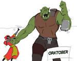 Orktober again