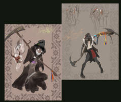 Wip-characters From Romanian Stories