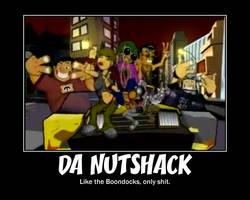 Nutshack Demotivator