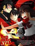 KagePro - Red Hero Ayano