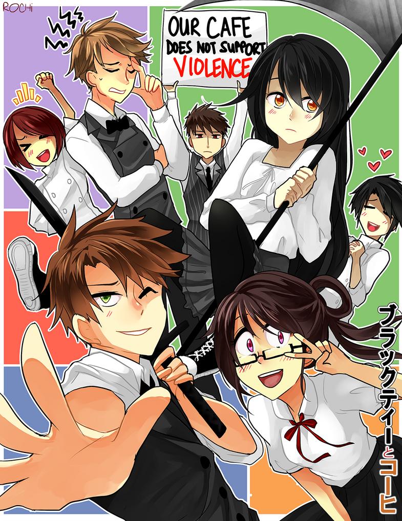 BTC - The Staff by rochichan