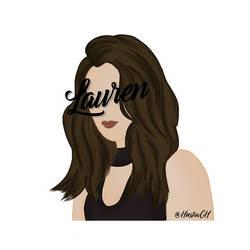 [Fan Art] Lauren Jauregui