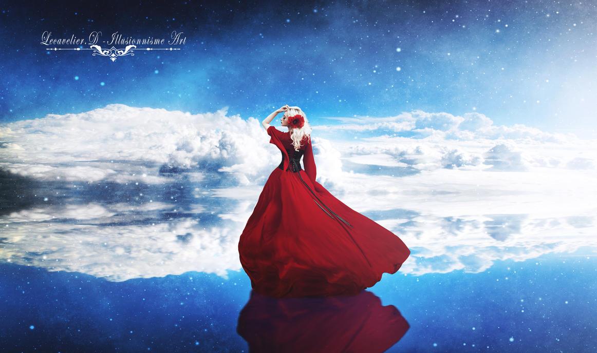 Dreaming by Lecavelierdcrea