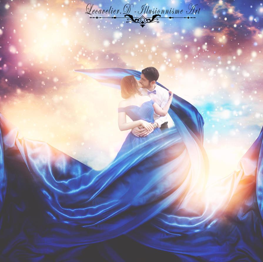 Dreaming of love by Lecavelierdcrea