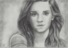 Emma Watson by raggy-baggy