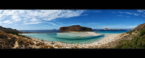 Balos Lagoon by is0ver