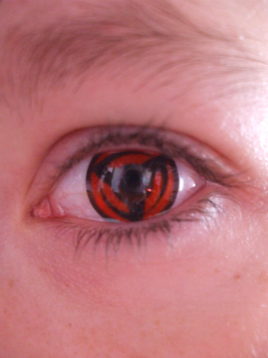 Sharingan Contact Lenses by CosplayConfessionals on DeviantArt