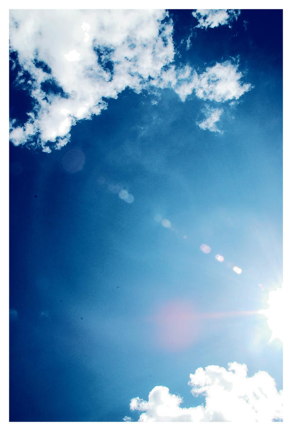 Blue blue sky by Eevee90