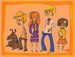 Scooby Doo cast