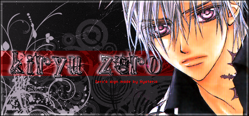 Kiryu Zero by EvilHysteria