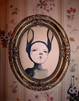 Portrait by zinaart