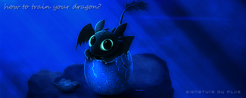 hw't trn u'r dragon by flxs