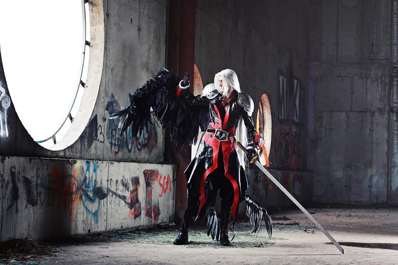 Sephiroth. Kingdom Hearts by TaisiaFlyagina