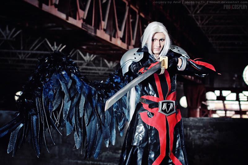 Sephiroth. Kingdom Hearts II