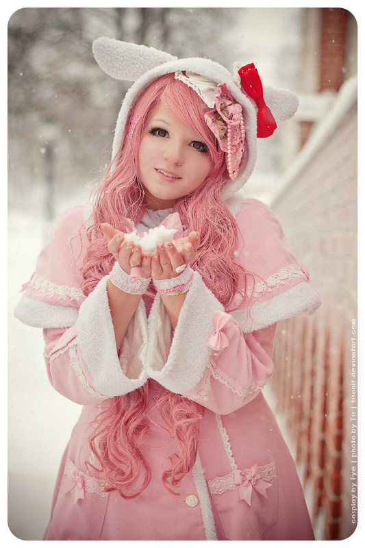 Winter Lolita 2 by TaisiaFlyagina