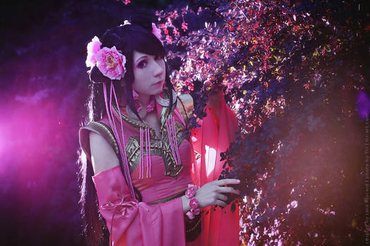 Zhao Li Fei. A dead princess