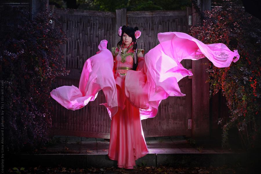 Zhao Li Fei. In the dark. by TaisiaFlyagina