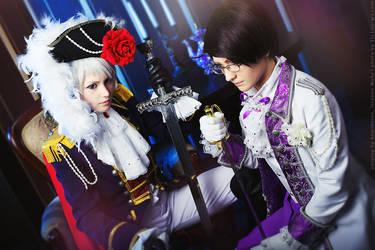 Prussia and Austria. APH by TaisiaFlyagina