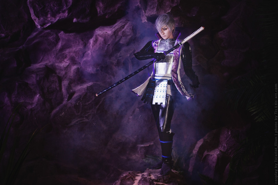 Ishida Mitsunari II by TaisiaFlyagina
