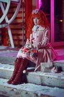 Sweet lolita. Winter time III by TaisiaFlyagina