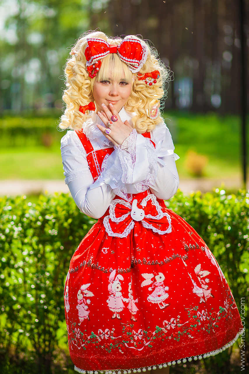 Sweet lolita. Summer by TaisiaFlyagina