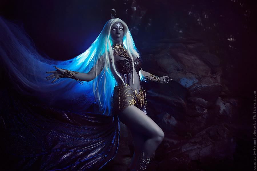 Shilen, Goddess of Destruction by TaisiaFlyagina