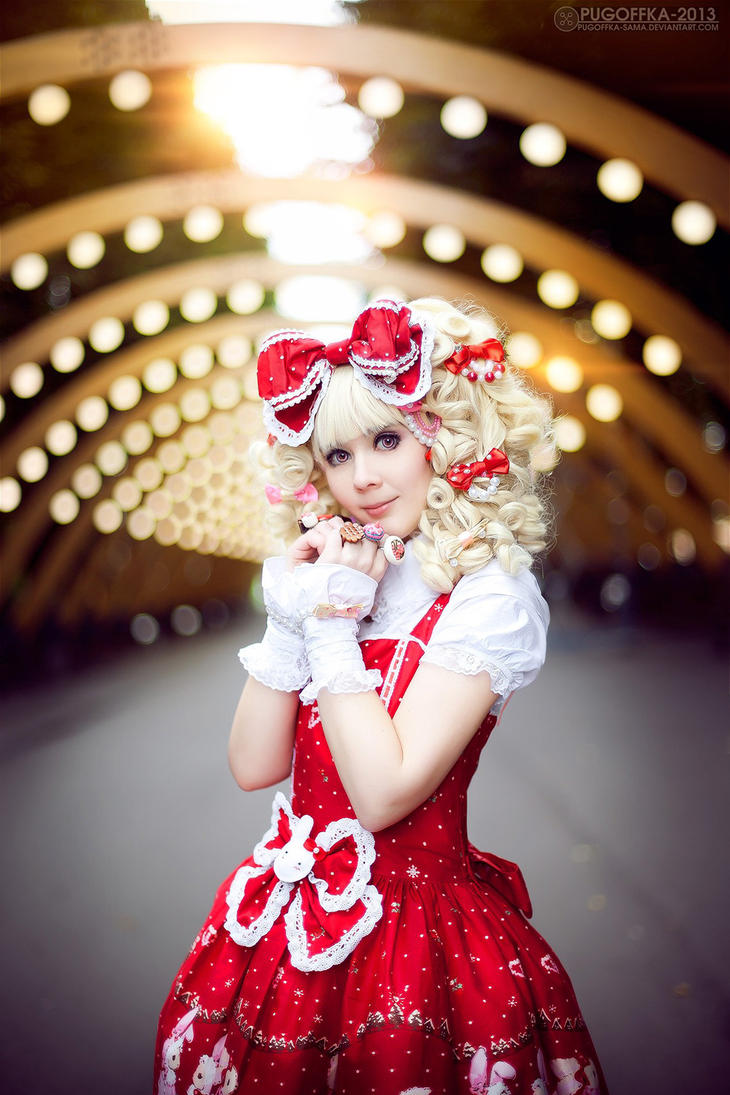 Sweet Lolita. Lights. by TaisiaFlyagina