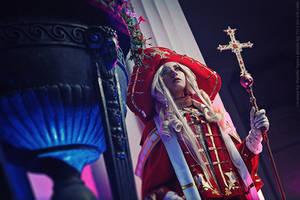 Caterina Sforza. Midnight by TaisiaFlyagina