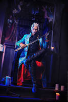 Throne. Vergil cosplay by TaisiaFlyagina