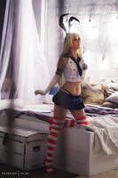 Shimakaze. Good night by TaisiaFlyagina