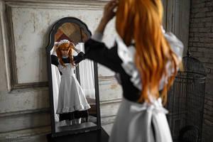 Asuka maid. Alternative home V by TaisiaFlyagina
